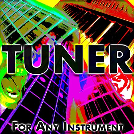 Tuner for Any Instrument!