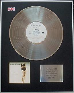 Century Presentations Mylène Farmer Disque CD Platinum LP édition limitée Anamorphosée