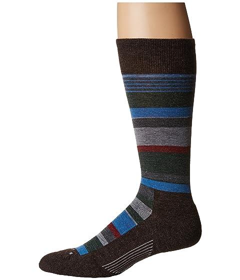 Feetures Be Bold Cushion Crew Sock Brown Sale Choice Amazon Cheap Sale Buy pOjiGOf5a