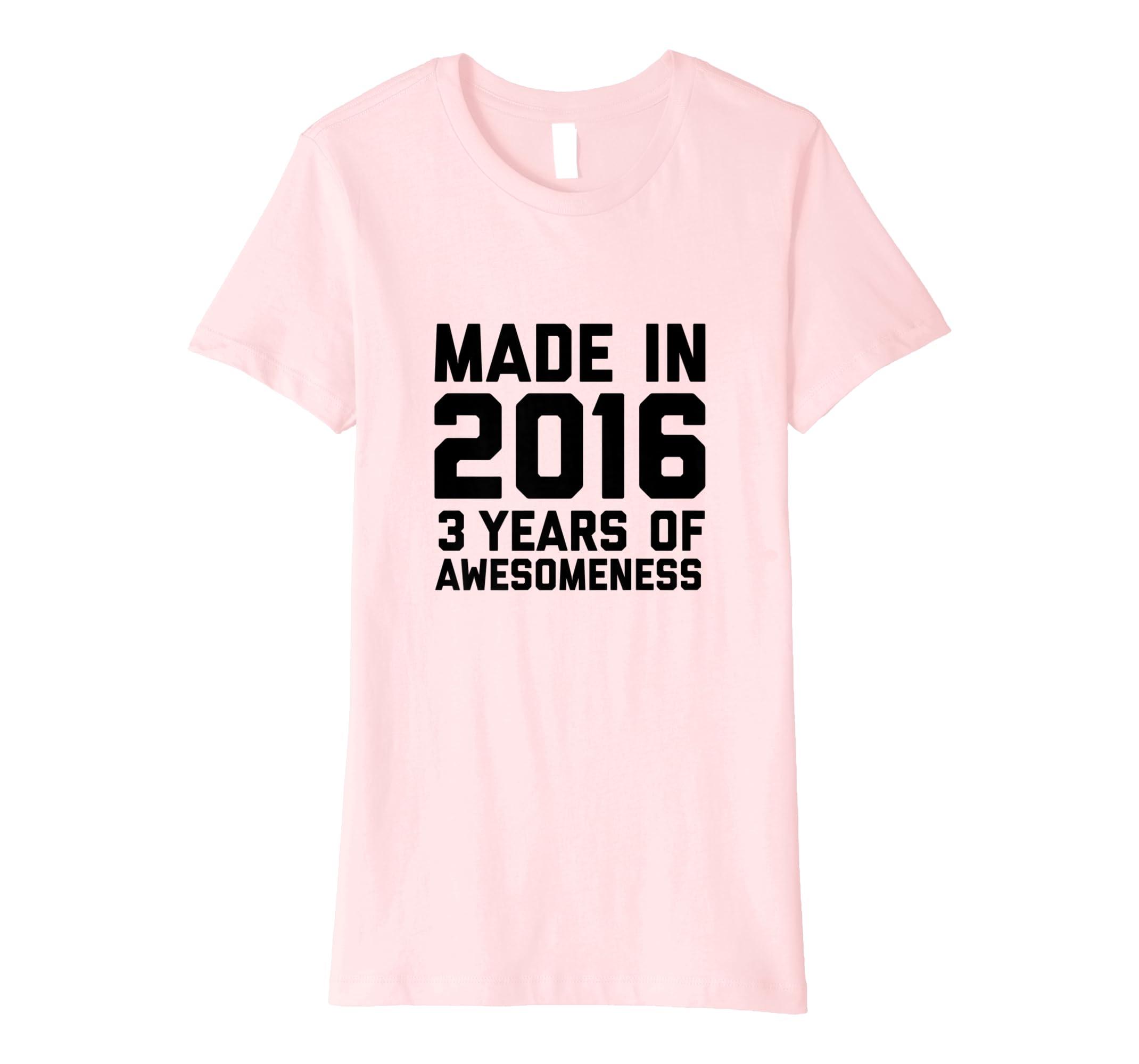Amazon 3rd Birthday Shirt Girls Age Three 3 Year Old Gift Boys Clothing