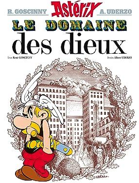 Astérix - Le Domaine des dieux - n°17 (Asterix) (French Edition)