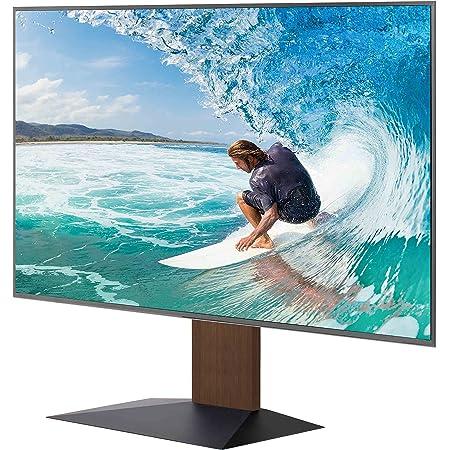 EQUALS イコールズ テレビ台 壁寄せテレビスタンド WALL V4 フロアタイプ 60~90V対応 ウォールナット