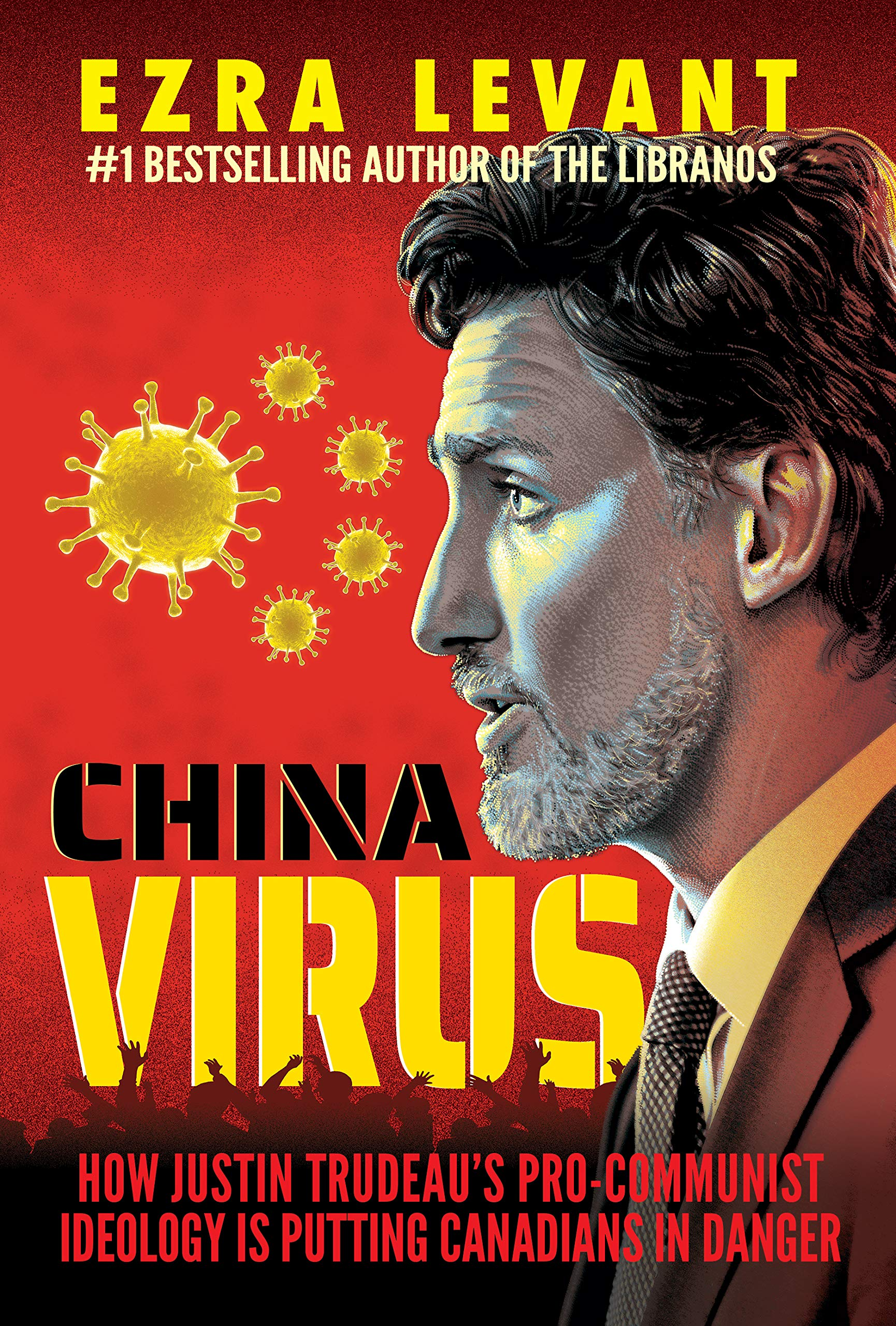 Cover image of China Virus by Ezra Levant