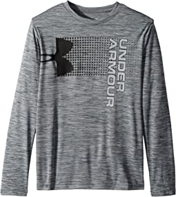 Under Armour Kids - Crossfade Long Sleeve (Big Kids)