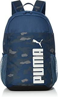 PUMA Unisex-Adult Backpack, Blue - 0767030