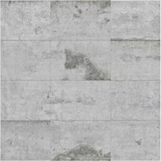 Papel pintado–papel pintado de hormigón–gran bloques de hormigón–Mural Square, Dimensión HxW: 336cm x 336cm