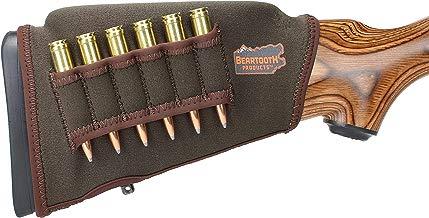 Beartooth Products Kit de elevación de Peine 20 para Rifle (Pistola de Neopreno con Manguito y (5) Inserciones de Espuma de Alta Densidad)