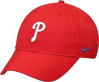 07abe63297834 Nike Men s Philadelphia Phillies Dri-Fit Legacy91 Performance MLB  Adjustable Hat - Red (One