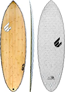 ECS Boards – Bulldog V-Flex Short Surfboard – Shortboard Surfing Board