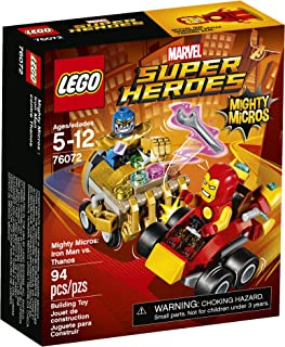 Best ironman vs thanos toy Reviews