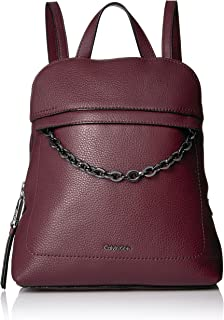 Calvin Klein Hera Pebble Chain Front Backpack