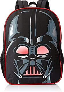 Star Wars Disney Darth Vader ANI-mei Sound & Lights Boys Black 16