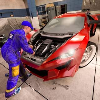 Car Mechanic Simulator 19: Auto Mechanic & Car Builder - Car Repairing Games