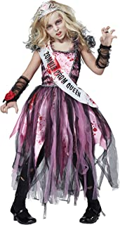 Zombie Prom Queen Costume for Kids