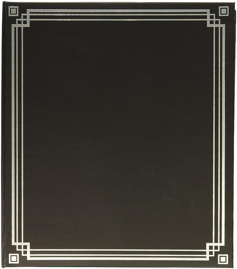 K&Company Black Magnetic Binder Photo Album 9.75