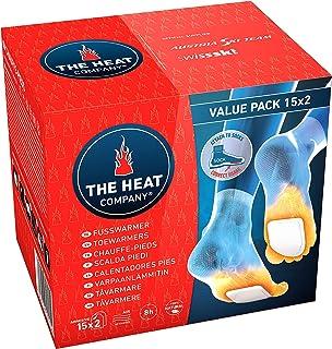 THE HEAT COMPANY Calentadores Pies - Extra CÁLIDO -