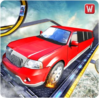 Impossible Limo Driver Smart Car Parking Tracks 3D