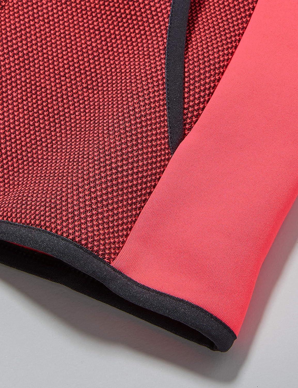 CMP Knit Tech Chaqueta de Forro Polar para ni/ña