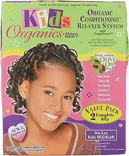 Africa's Best Kids Organics Value Pack Relaxer Kit (COS3059)