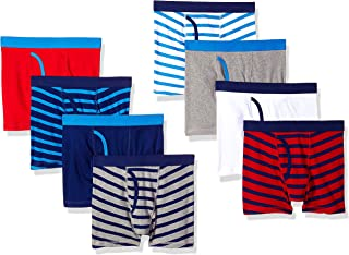 Boys' 8-Pack Boxer Brief