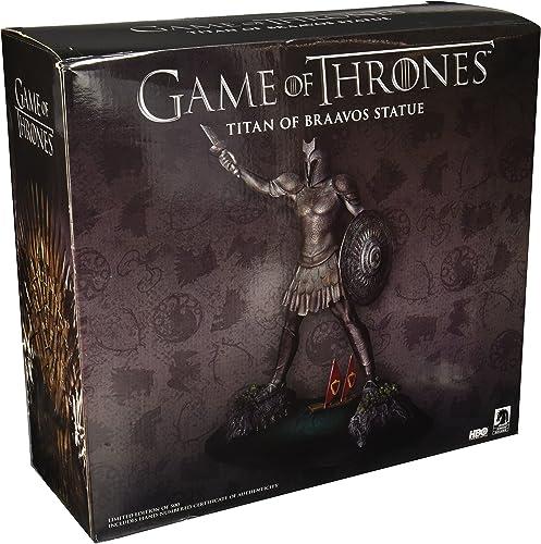ahorra hasta un 50% Game Of Of Of Thrones Estatua Titan de Braavos Juego de Tronos 32cm  estar en gran demanda