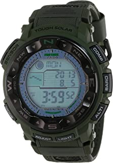 Casio Men's PRW-2500B-3CR ProTrek Tough Solar Atomic Digital Watch