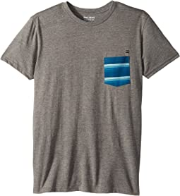 Billabong Kids - Team Pocket Tee (Big Kids)