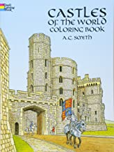Castles of the World Coloring Book (Dover History Coloring Book)