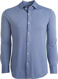 Spinnaker Mens Slim Fit Button Down Dress Shirt