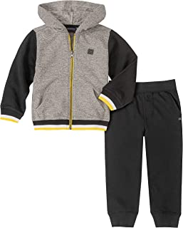 Calvin Klein Boys' 2 Pieces Jogger Set
