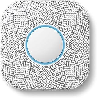Nest Labs Nest Protect Sensor combi Interconectables Conexión inalámbrica - Detectores de humo inteligentes (Sensor combi,...