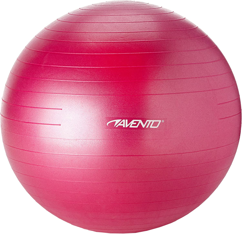 65 Avento Balance Gymnastikball Fitnessball Sport Cobalt Blau