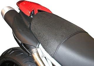 2002-2008 Triboseat Coprisella Passeggero Antiscivolo Nero Compatibile Con Buell XB9S//XB12S Lightning