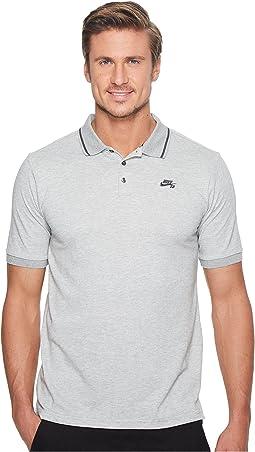 Nike SB - SB Dry Polo Pique Tip Short Sleeve