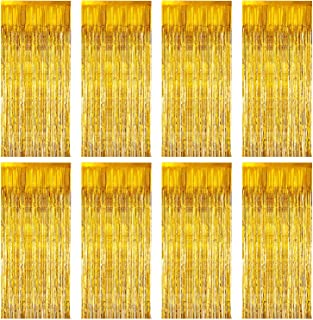 shimmer curtains party decorations