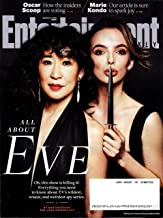 Entertainment Weekly Magazine (March 1, 2019) Killing Eve Sandra Oh and Jodie Comer Cover