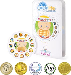 Moonlite – Where is Baby's Belly Button Reel for Moonlite Story Projector
