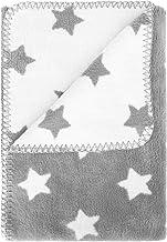 kids&me Babydecke aus flauschiger Bio Baumwolle - kuschelige Baumwolldecke kbA für gesunden Babyschlaf - Wärme & Geborgenheit für dein Baby TOG-Wert:1,8 – 100% Made in Germany - OEKO-TEX