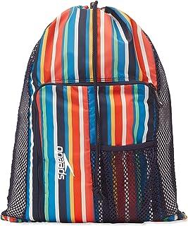 Speedo Unisex-Adult Deluxe Ventilator Mesh Equipment Bag,...