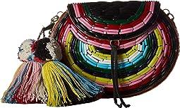 Dree Beads Embellished Iron Mini Bag