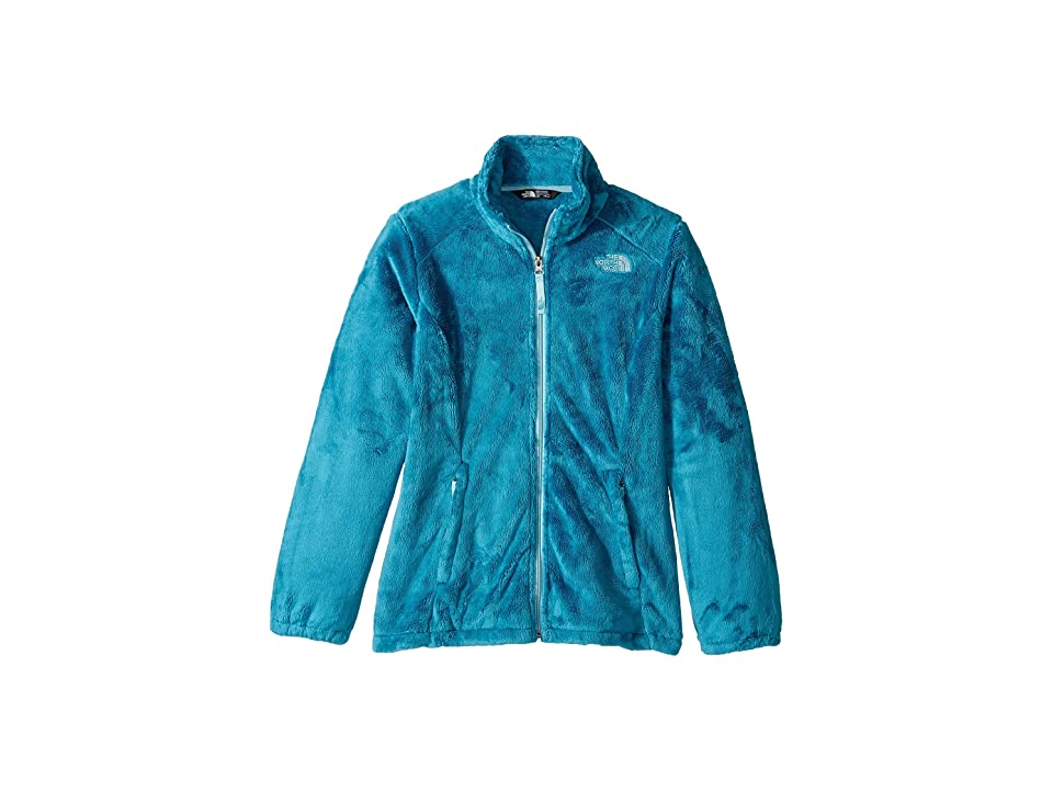 The North Face Kids Osolita Jacket (Little Kids/Big Kids) (Algiers Blue (Prior Season)) Girl