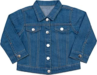 BABYBUGZ BZ53 Unisex Baby Rocks Denim Jacket