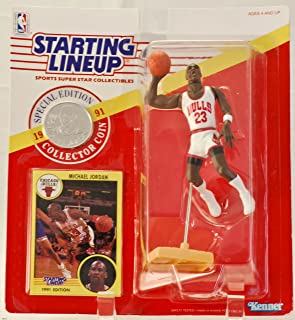 Starting Lineup Michael Jordan 1991 (Jumping)