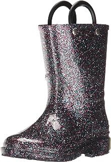 Western Chief Kids Glitter Waterproof Rain Boot