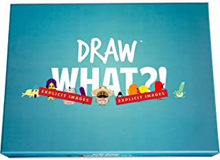 Draw What?! - Epic Party Board Game