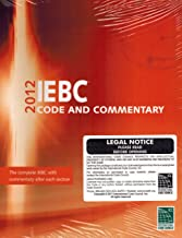 2012 International Existing Building Code Commentary (International Code Council Series)