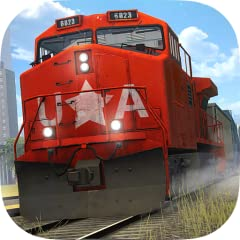 Almost 1000 square miles of terrain 5 cities to explore and choose job from 6 unique locomotives 14 detailed cars (3 passenger and 11 freight) Locomotives and cars damage system Locomotive cabs with interactive levers and gauges Dynamic weather and d...