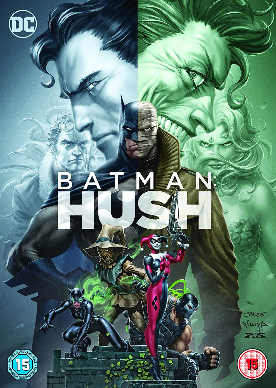 Amazon.com: Batman: Hush [DVD] [2019] : Movies & TV