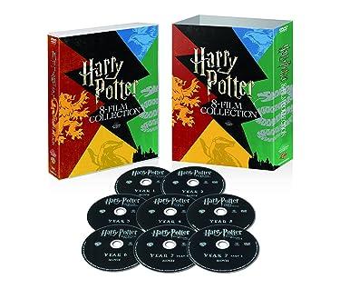 Harry Potter 8–Film Set bakku・toxu・hoguwa-tu DVD (first time limited production/Set of 8)