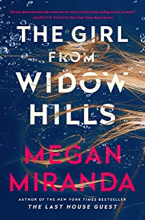 The Girl from Widow Hills: From the New York Times bestselling author of the Reese Witherspoon's Book Club Pick, The Last House Guest